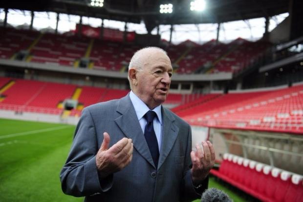 «Не дают работать в «Спартаке», со всех сторон обложили». Симоняну – 94!