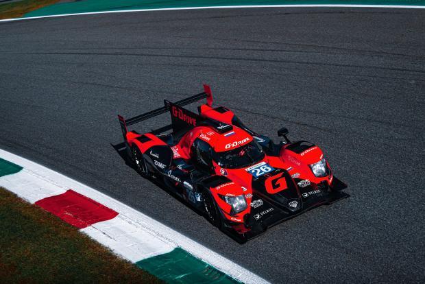 Экипаж «G-Drive Racing» не добрался до финиша и выпал из тройки лидеров