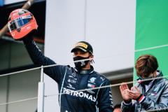Льюис догнал легенду. Хэмилтон сравнялся с Шумахером по победам в «Гран-при»