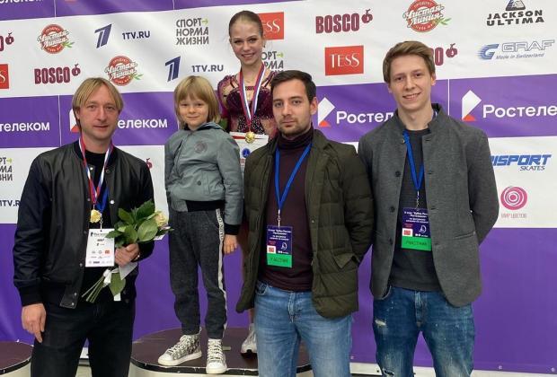 Сергей Шахрай: Плющенко одержал двойную победу, но его претензии к арбитрам необоснованны