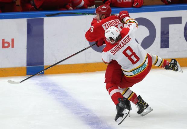 «Спартак» обыграл «Куньлунь» благодаря дублю Талалуева, прервав серию из трех поражений (видео)