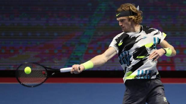 Рублев попробует покорить Питер. Андрей – в полуфинале турнира в Санкт-Петербурге