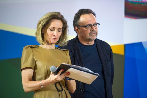 Церемония вручения Премии «Голос спорта» прошла в ОКР