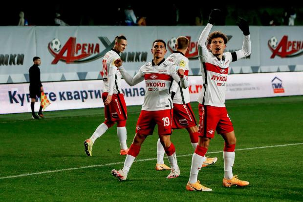 «Спартак» не отпускает «Зенит», «Реал» и «Барса» проиграли, Рублев станет восьмой ракеткой мира