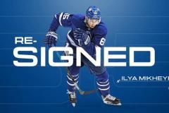 Михеев выбил у «Торонто» контракт на $3,29 млн, но в этом сезоне может получить только $123 тысячи