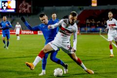 «Спартак» справился с задачей не проиграть «Енисею» 0:4 и выжил в Кубке России