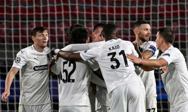 Лига чемпионов: «Зенит» провалился, «Краснодар» выстоял, Месси забивает 16-й сезон подряд