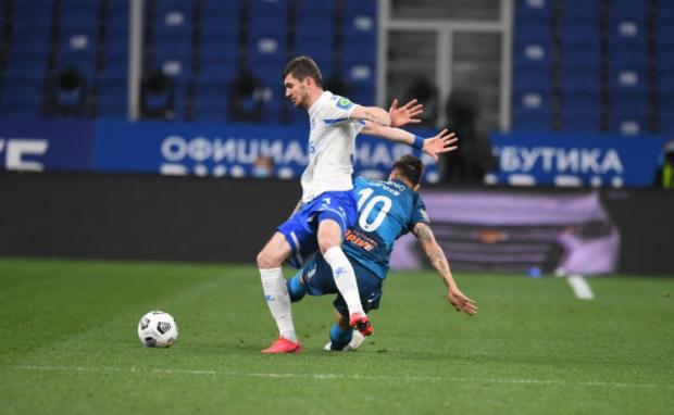 Заурбек Плиев: У тренировок «Динамо» много общего с «Ливерпулем»
