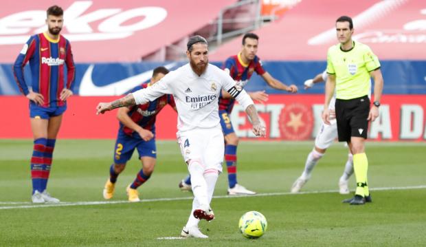 Зидан подписал приговор Бартомеу, «Реал» победил «Барселону» на «Камп Ноу» (видео)