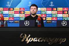 Мусаев – перед «Челси»: Не надо искать общее в проблемах «Краснодара», «Зенита» и «Локомотива»