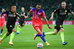 «Краснодар» получил от «Челси» четыре мяча, но за «быков» не стыдно (видео)