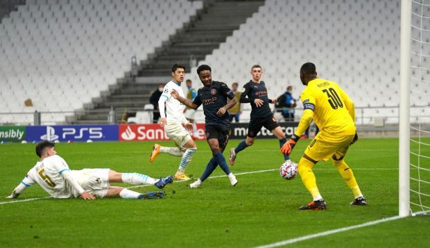 «Манчестер Сити» обыграл «Марсель», «Олимпиакос» уступил «Порту» (видео)