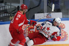 Шалунов передал Знарку двойной привет. Как ЦСКА победил «Спартак»