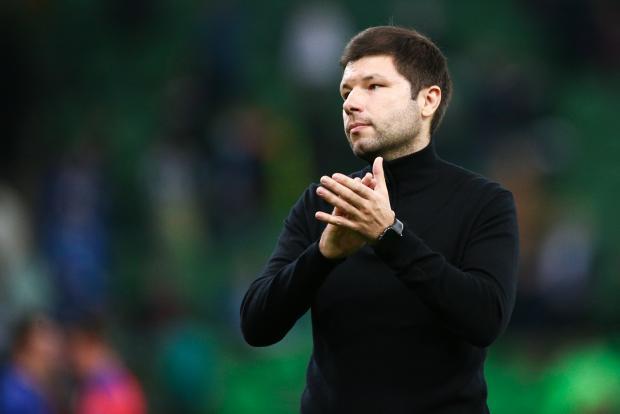 Мурад Мусаев: В конце у нас не было ресурса, чтобы отыграться, но я доволен 75 минутами