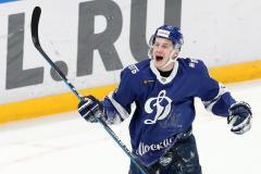 200-я динамовская победа Крикунова, победный пас Ларионова, первый «сухарь» Третьяка. Обзор КХЛ