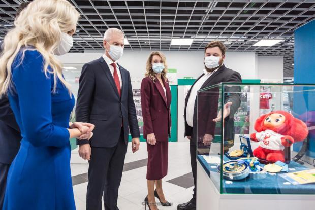 Выставка об истории футбола открылась в Калининграде