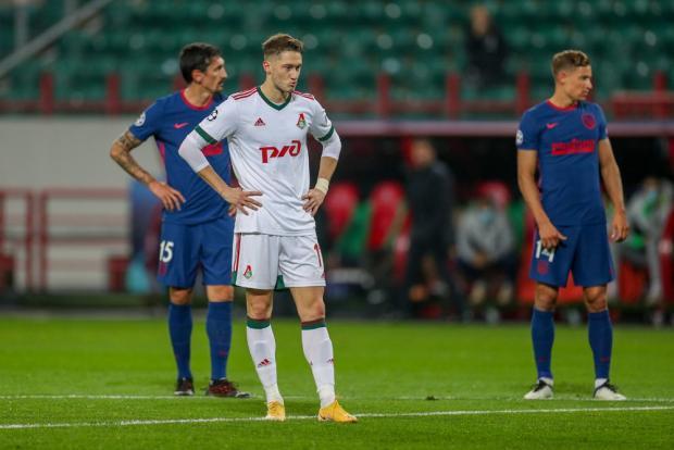 Один Миранчук забивает «Атлетико», другой наблюдает с лавки за разгромом «Аталанты»