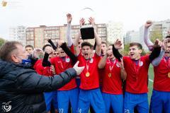 Ростовский ДГТУ выиграл студенческий футбольный турнир «Кубок Дона»