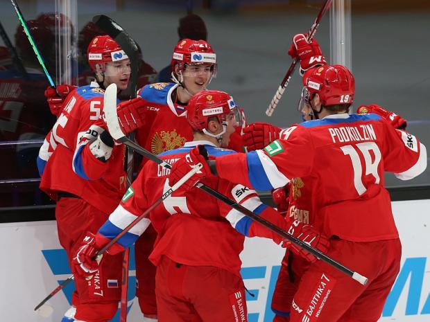 Россия по буллитам обыграла Швецию во втором туре «Кубка Карьяла» (видео)