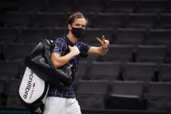 Медведев и Рублев против сборной мира. Прошла жеребьевка Итогового турнира ATP