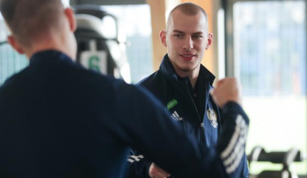 Дебютант сборной Евгеньев: В российских клубах мало доверяют молодым защитникам и вратарям