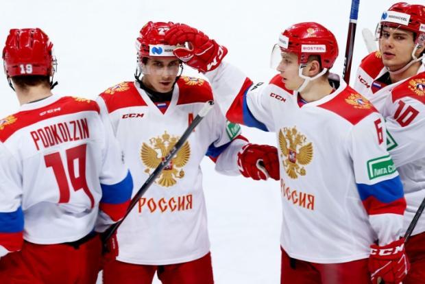 Молодежная сборная России должна играть в КХЛ. Вне конкурса. До чемпионата мира