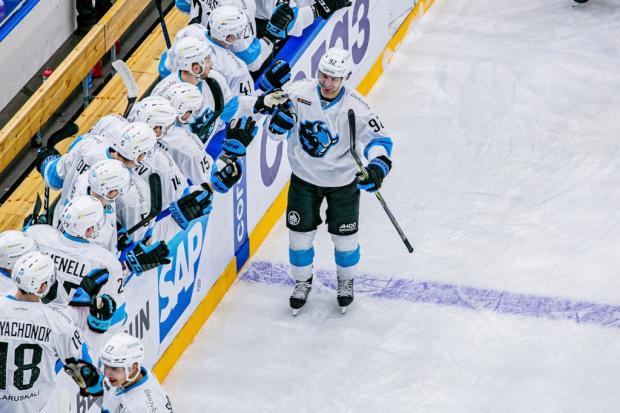 «Сибирь» дома потерпела разгромное поражение от минского «Динамо» (видео)