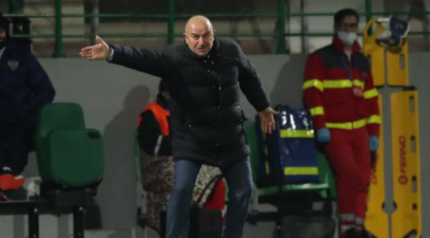 Станислав Черчесов: Мы сыграли в нежный футбол? Я это запомню
