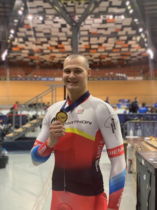 У России – первое за 8 лет золото чемпионата Европы в пасьюте