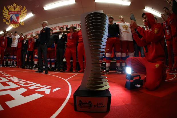 Овечкин поддержал Ларионова: нашей сборной тренер не нужен