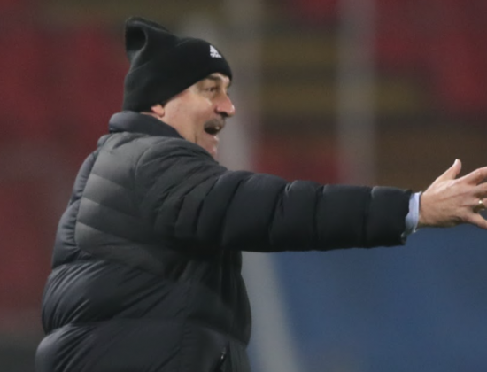 Станислав Черчесов: Поражение 0:5 от Сербии – повод для отставки? Не ко мне вопрос