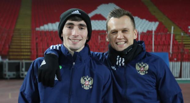 Вы не поверите, но ничего страшного с футбольной сборной России не произошло