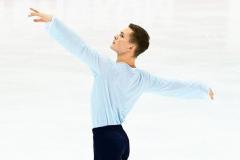 Сергей Шахрай: Коляда начал с четверных, продолжил «бабочкой», но бился до конца