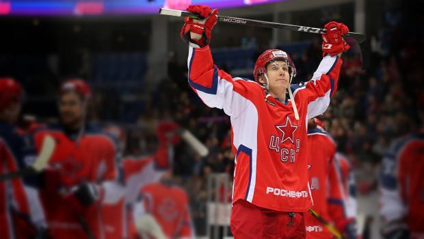 Отзубрили за пару минут. Три гола за 133 секунды позволили ЦСКА победить в Минске