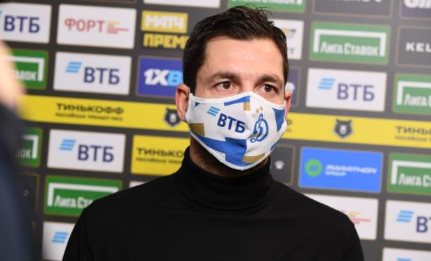 Сандро Шварц: Стиль Карпина импонирует, но «Динамо» намерено впервые за 6 лет победить в Ростове