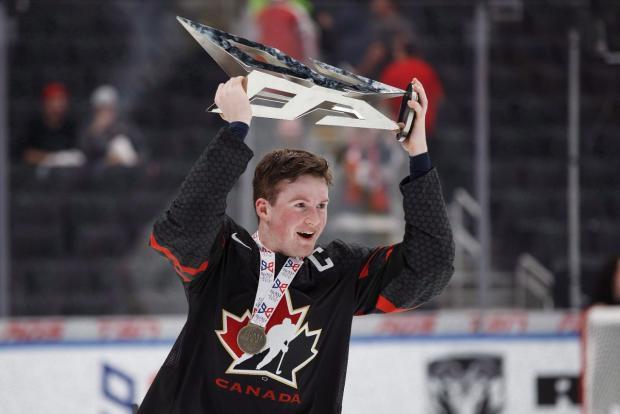 Молодежная сборная Канады, сидящая на карантине, надеется на приезд лучшего юниора мира