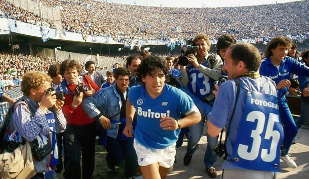 «Мы ошибались, но Марадона никогда нас не критиковал». Воспоминания партнера Диего по «Наполи»