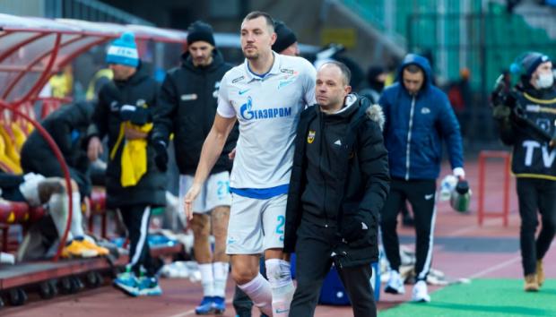 Дзюба снова стал капитаном и травмировал пах, а Парфенов впервые не проиграл «Зениту»