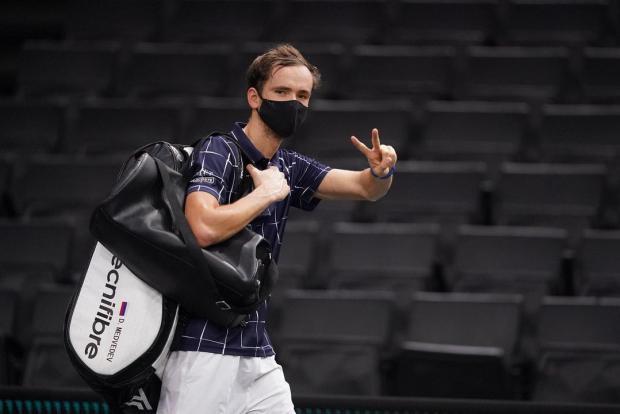 «Внутри меня – чемпион. Но он любит ребячиться». Даниил Медведев – о сезоне-2020