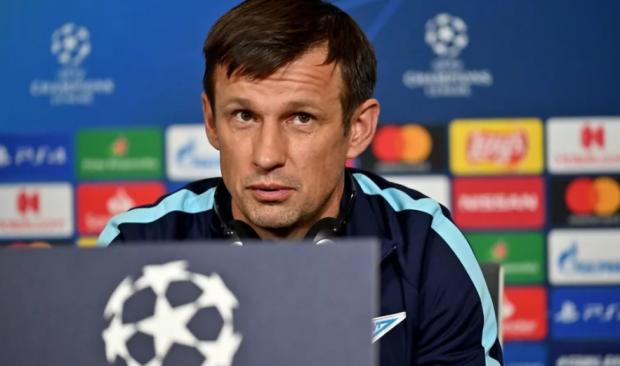 Сергей Семак: Дзюба может пропустить матч с «Брюгге»