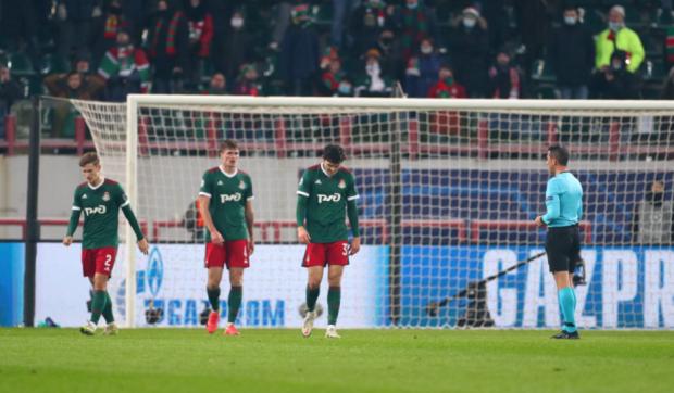 «Ред Булл» обнуляет. «Локомотив» проиграл «Зальцбургу» и почти лишился шансов на евровесну (видео)