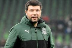 Мурад Мусаев: Критику не читал, третьим местом «Краснодара» в группе доволен