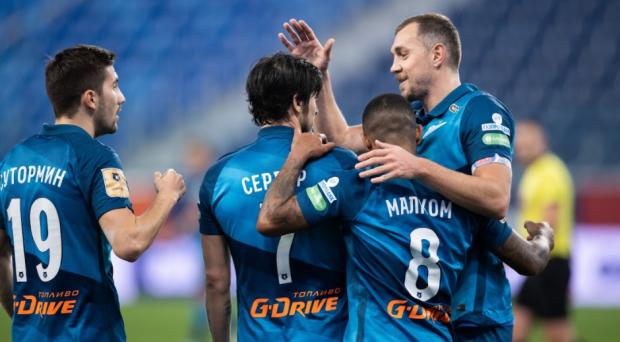 «Зенит» склонировал 5:1 «Спартака». Но это не реабилитация за Лигу чемпионов