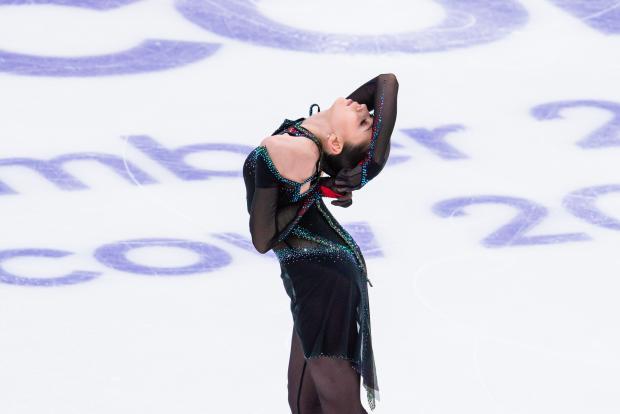 Валиева – новый лидер сезона. Она превзошла и Щербакову, и Трусову