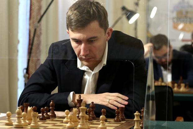 Сергей Карякин и Полина Шувалова – лидеры Суперфиналов чемпионатов России