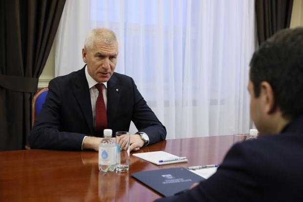 Министр спорта оценил перспективы развития лыжного стадиона «Тирвас»