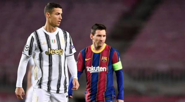 Роналду впервые разгромил «Барселону». Но состоялся и другой почин в его матчах против Месси