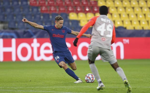 «Атлетико» на выезде обыграл «Зальцбург» и вышел в 1/8 финала Лиги чемпионов