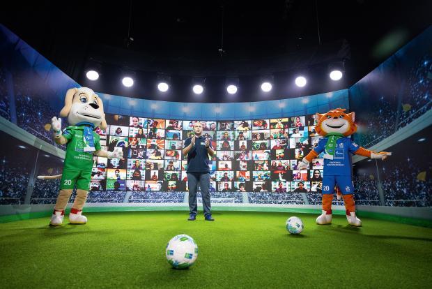 Международная детская социальная программа «Футбол для дружбы»