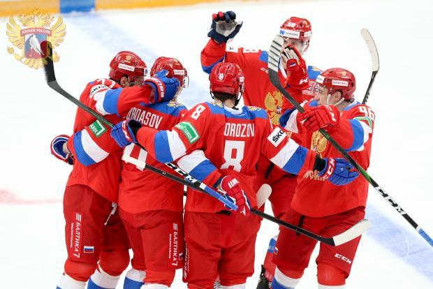 Первая шайба Бурдасова, дубль Мамина и «воришка» Кузьменко: как сборная России обыграла чехов